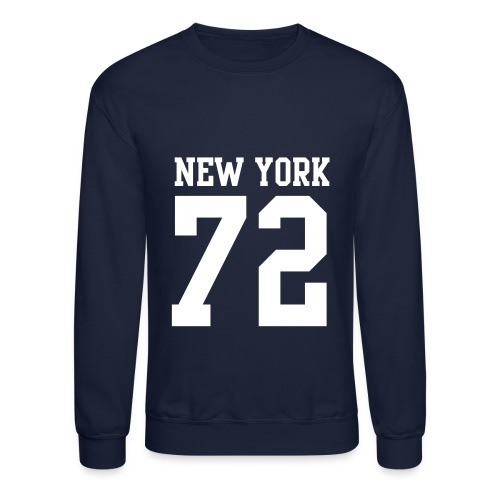 New York 72 - Crewneck Sweatshirt