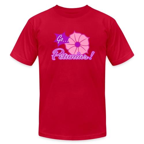Petunias (Men's only) - Men's  Jersey T-Shirt