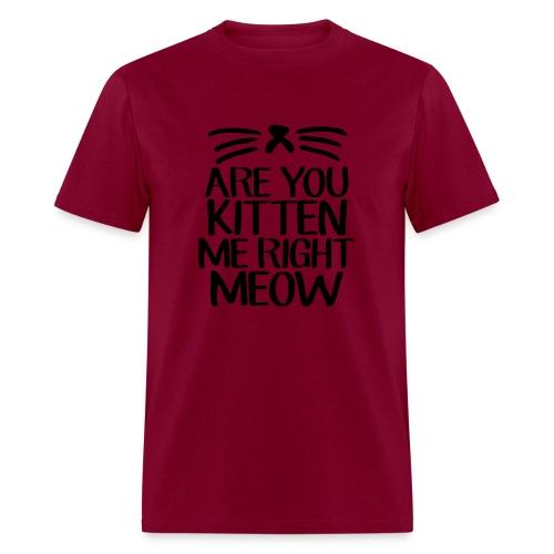 Are You Kitten Me tee - Men's T-Shirt