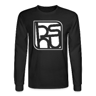 Long Sleeve Shirts ~ Men's Long Sleeve T-Shirt ~ BSHU Stamp Long