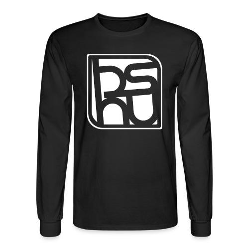 BSHU Stamp Long - Men's Long Sleeve T-Shirt
