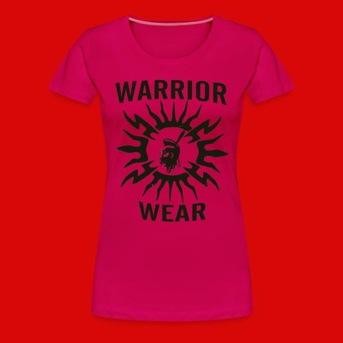 Women's Warrior Wear Tee - Women's Premium T-Shirt