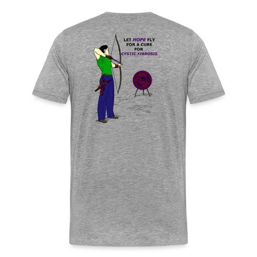 Let Hope Fly - Men's Premium T-Shirt