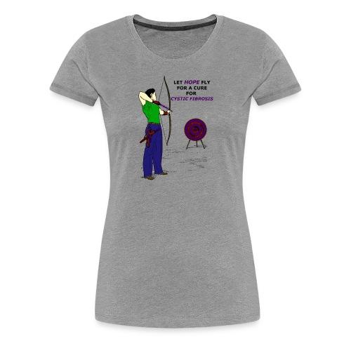 Let Hope Fly - Women's Premium T-Shirt