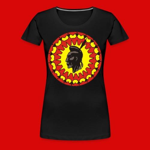 Women's Warrior Tee - Women's Premium T-Shirt