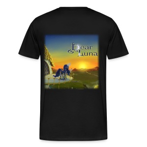 Dear Luna Men's T-Shirt - Men's Premium T-Shirt