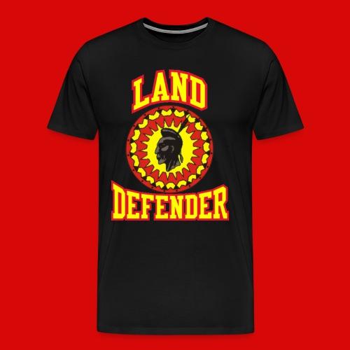 Land Defender Tee - Men's Premium T-Shirt