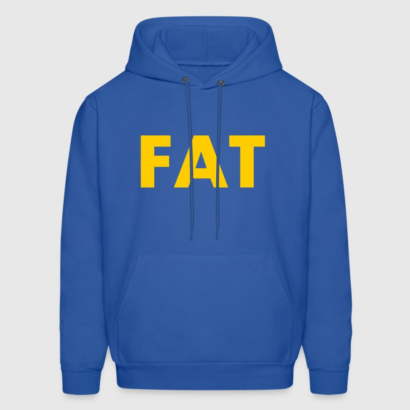 Tumblr Fat Meme - Men's Hoodie