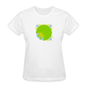area 12-gon of radius 1 = 3 - Women's T-Shirt