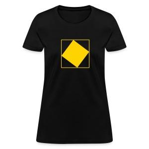 Pythagoras proof - Women's T-Shirt