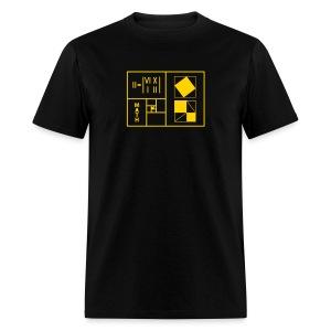 Maths Learning Centre at Monash - Men's T-Shirt