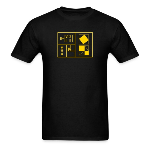 Maths Learning Centre at Monash - Men's T-Shirt
