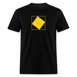 Pythagoras proof - Men's T-Shirt