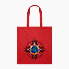 Earth Day Star Crown Tote Bag