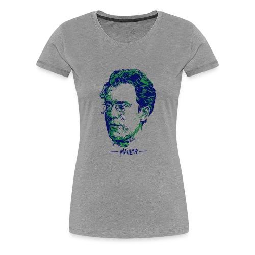 Mahler women's tee - Women's Premium T-Shirt