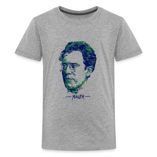 Mahler kid's tee - Kids' Premium T-Shirt