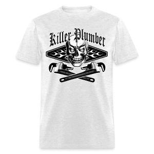 Plumber Skull 3.1: Killer Plumber - Men's T-Shirt