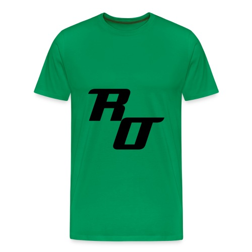 RAG3 Official Tee w/ Emblem  - Men's Premium T-Shirt
