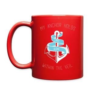Christian Anchor Mug - Full Color Mug