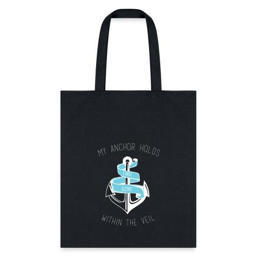 Christian Anchor Tote - Tote Bag