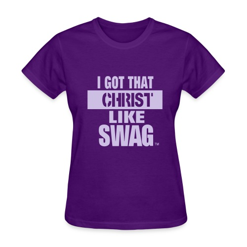 Christ Swag - Women's T-Shirt