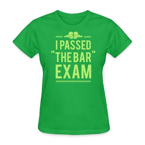Bar Exam - Women's T-Shirt