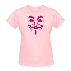 NEW!  Anonymous - Women's T-Shirt