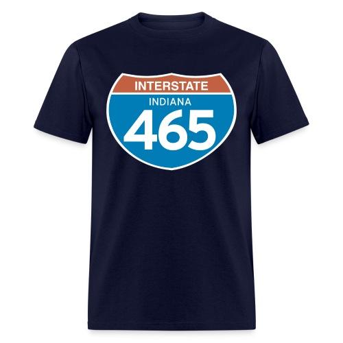 Interstate 465 - Men's T-Shirt
