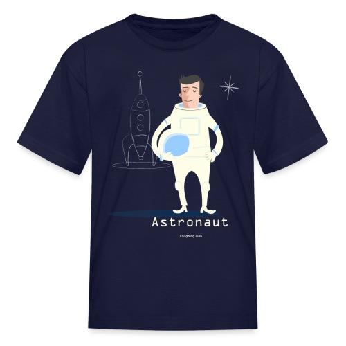 Astronaut T-Shirt - Kids' T-Shirt