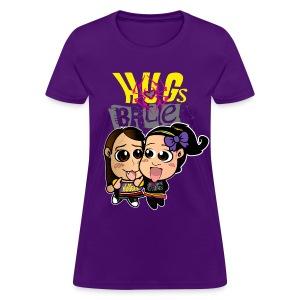 Hugs Bite (Female) - Women's T-Shirt