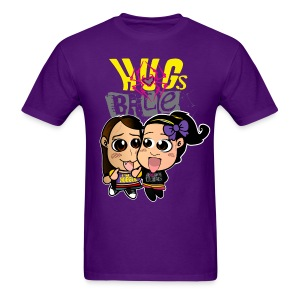 Hugs Bite (Male) - Men's T-Shirt