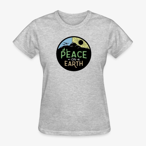 Peace on Earth - Women's T-Shirt