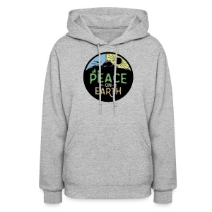 Peace on Earth - Women's Hoodie