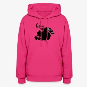 Get Off My Nuts - Women's Hoodie