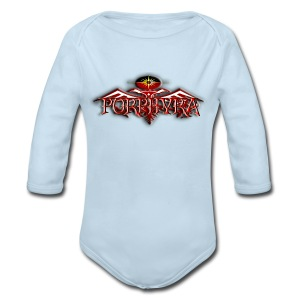 Baby's First Rocking One-Piece - Long Sleeve Baby Bodysuit