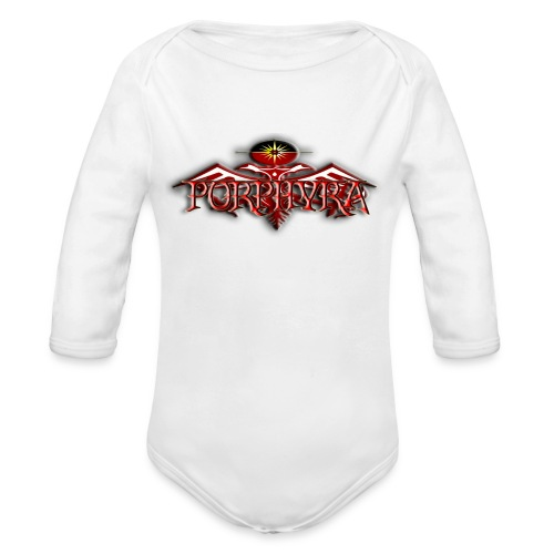 Baby's First Rocking One-Piece - Organic Long Sleeve Baby Bodysuit