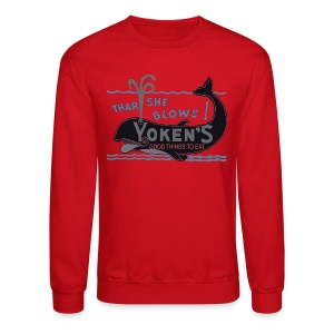 Yoken Sports Mouth - Crewneck Sweatshirt