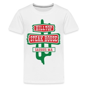 Hilltop Steakhouse - Kids' Premium T-Shirt