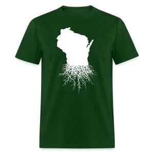 Wisconsin Roots - Men's T-Shirt