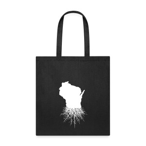 Wisconsin Roots - Tote Bag