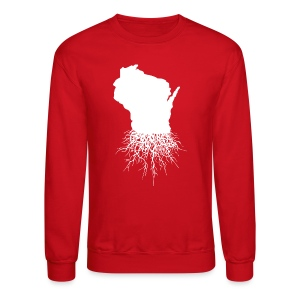 Wisconsin Roots - Crewneck Sweatshirt
