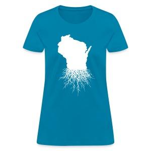 Wisconsin Roots - Women's T-Shirt
