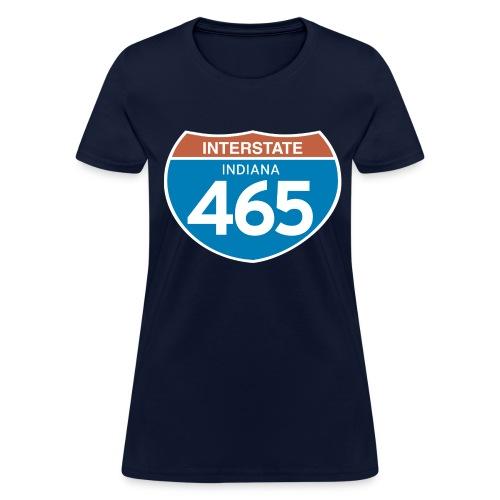 Interstate 465 - Women's T-Shirt