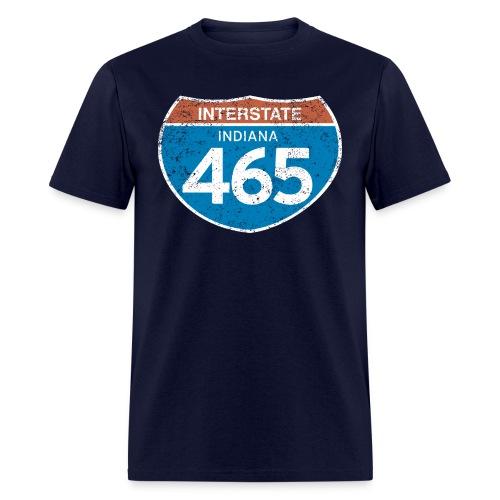 Vintage Style 465 - Men's T-Shirt