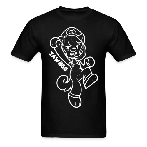 Super Gigi World (White outline) - Men's T-Shirt