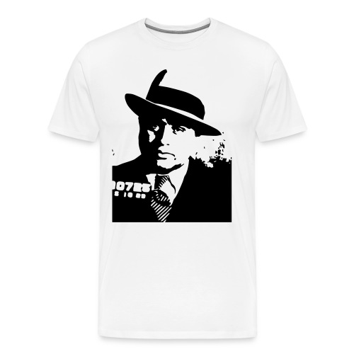 Al Capone Scarface - Men's Premium T-Shirt