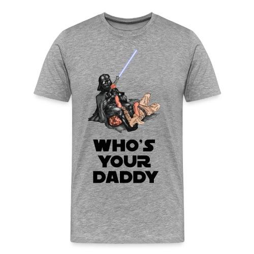 Vader BJJ - Men's Premium T-Shirt