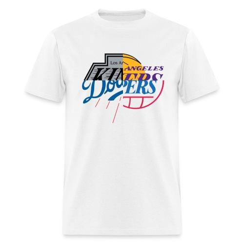 LA TEAM MASH UP TEE - Men's T-Shirt