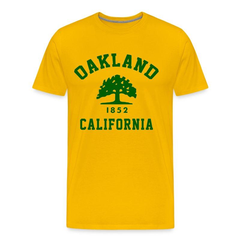 Oakland california t shirt spreadshirt for Sun t shirts sunland california
