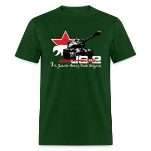 JS-2 Armor Journal t-shirt - Men's T-Shirt